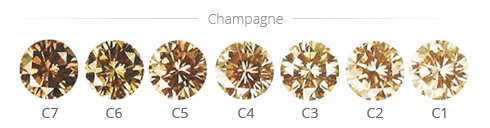 CHAMPAGNE DIAMONDS